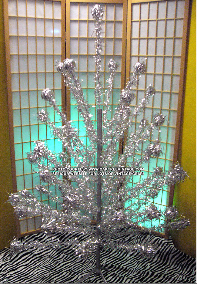 aluminum christmas trees lowest prices and free shipping usa made - Vintage Tinsel Christmas Tree