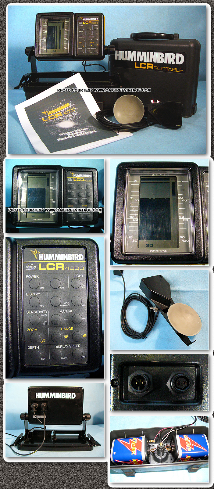 Humminbird Lcr 4000
