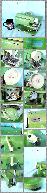 juki blind stitch machine