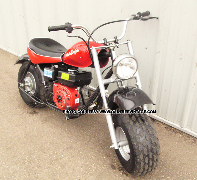 Mini Baja Off Road Mini Bike