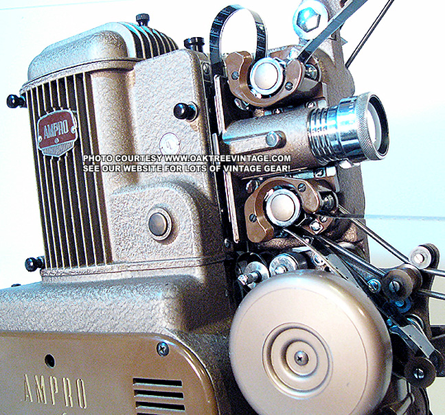 Restored 16mm Film / Movie projectors for sale! With 90 day Warranty!