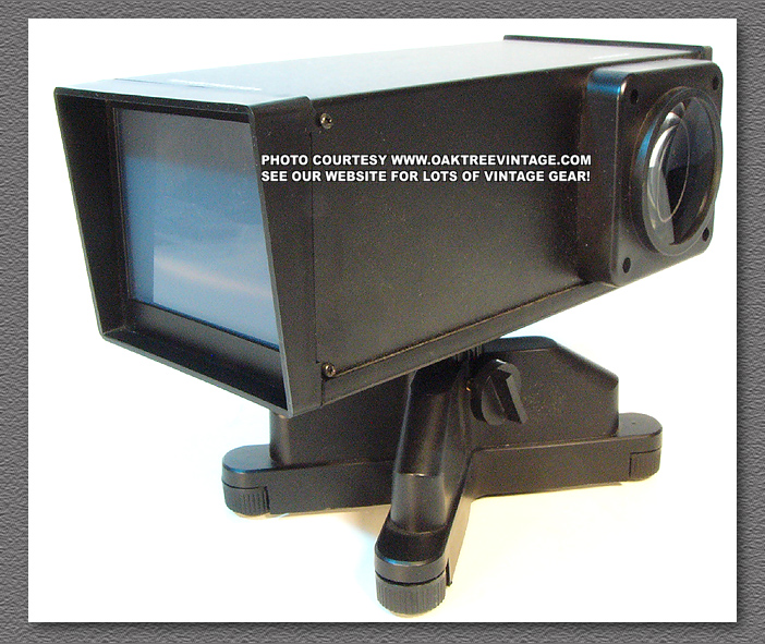 Click On Above Thumbnails To Enlarge Photos SIMA FILM TO VIDEO TRANSFER SYSTEM TELECINE BOX MODEL COPYKIT 2 W MACRO LENS Film Video Transfer