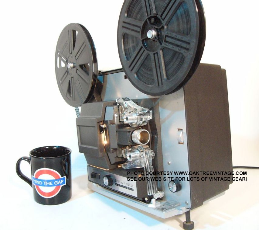 bell and howell projector model 253 ax manual