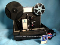8mm Film Projectors - Archive Units