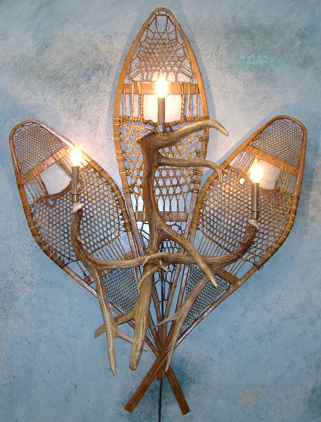 style wall outdoor country antler sconces p sconce light restaurant lighting