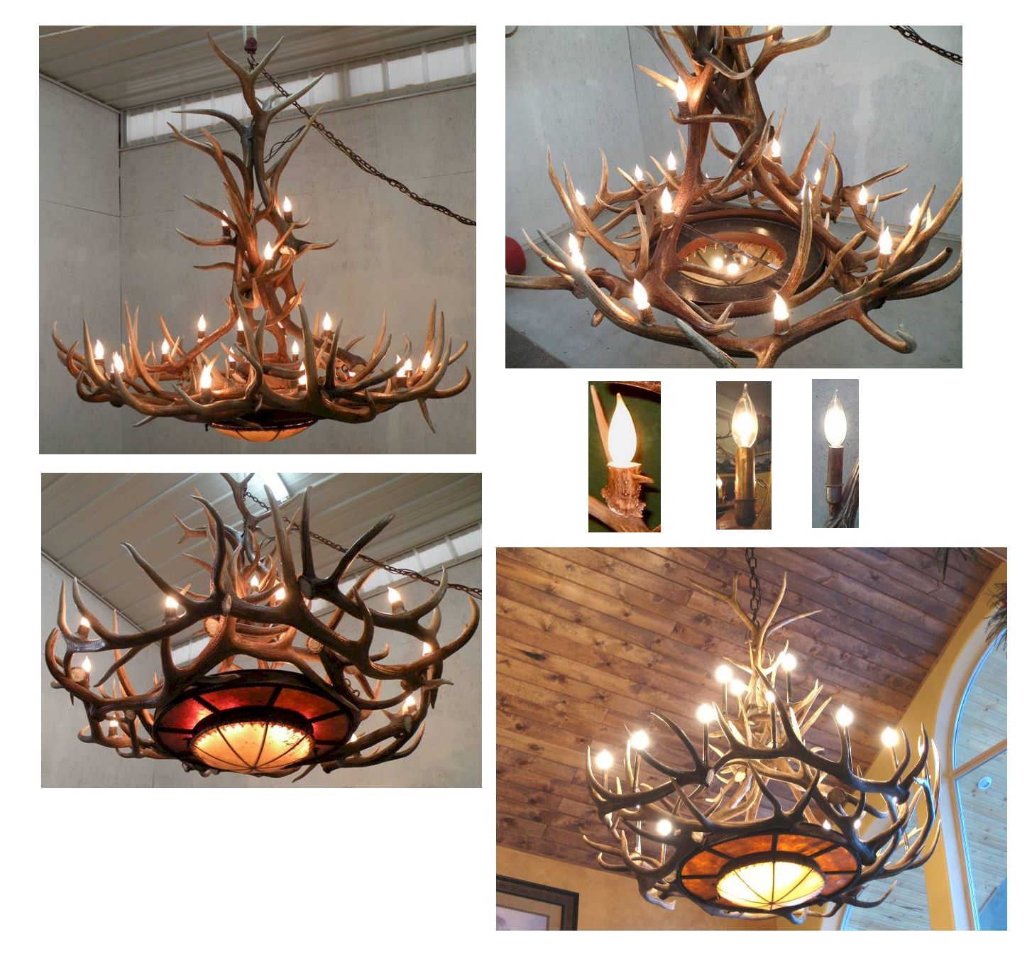 Antler Chandeliers For Sale REAL MCCOY