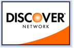 Discover Credit Card Logo