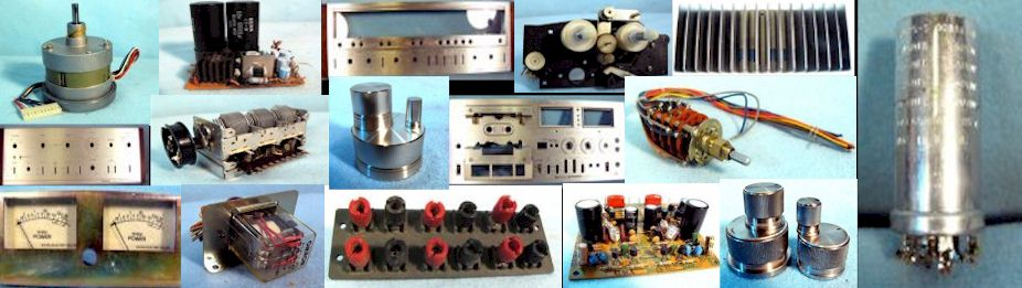 Oak Tree Vintage has used home / audio stereo gear, antique
