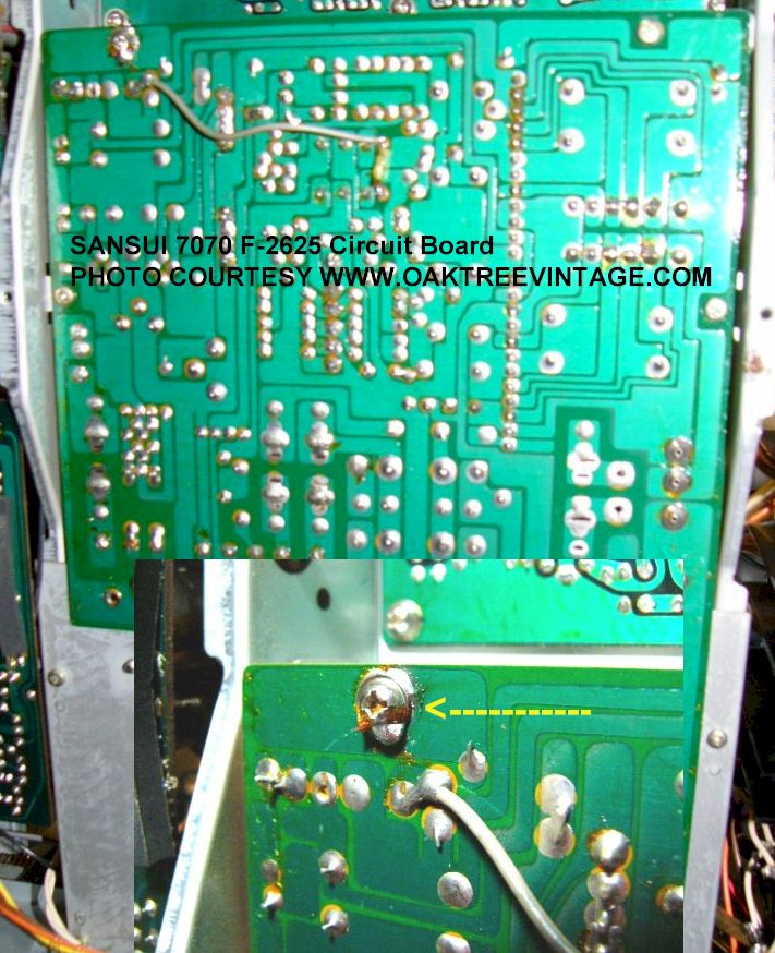 Notes on Vintage Electronics Repairs / Stereo / Hi-Fi Repairs