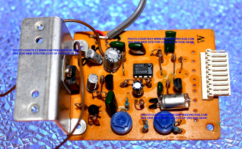 Circuit Board Resistors Chips Capacitors 1925474