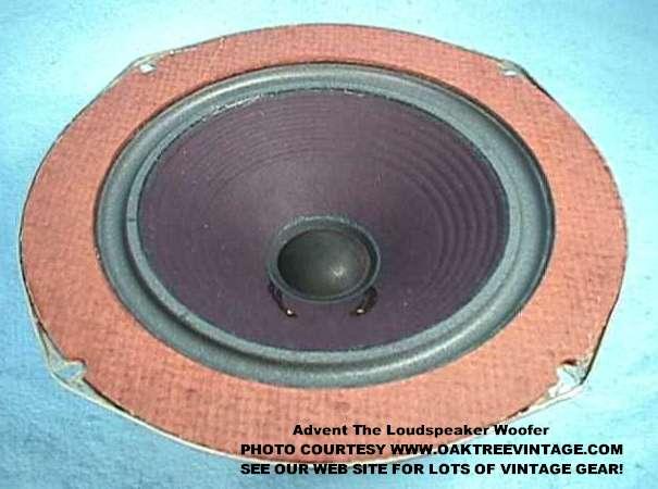 advent speaker parts spares for vintage advent speakers. Black Bedroom Furniture Sets. Home Design Ideas