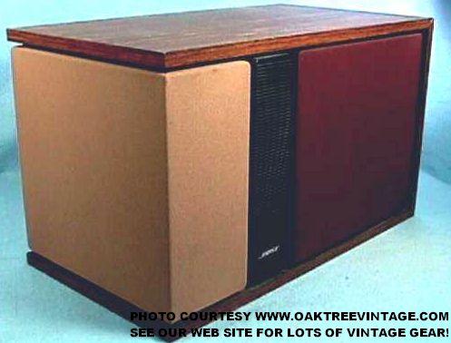 Superbe Speaker Parts, BOSE