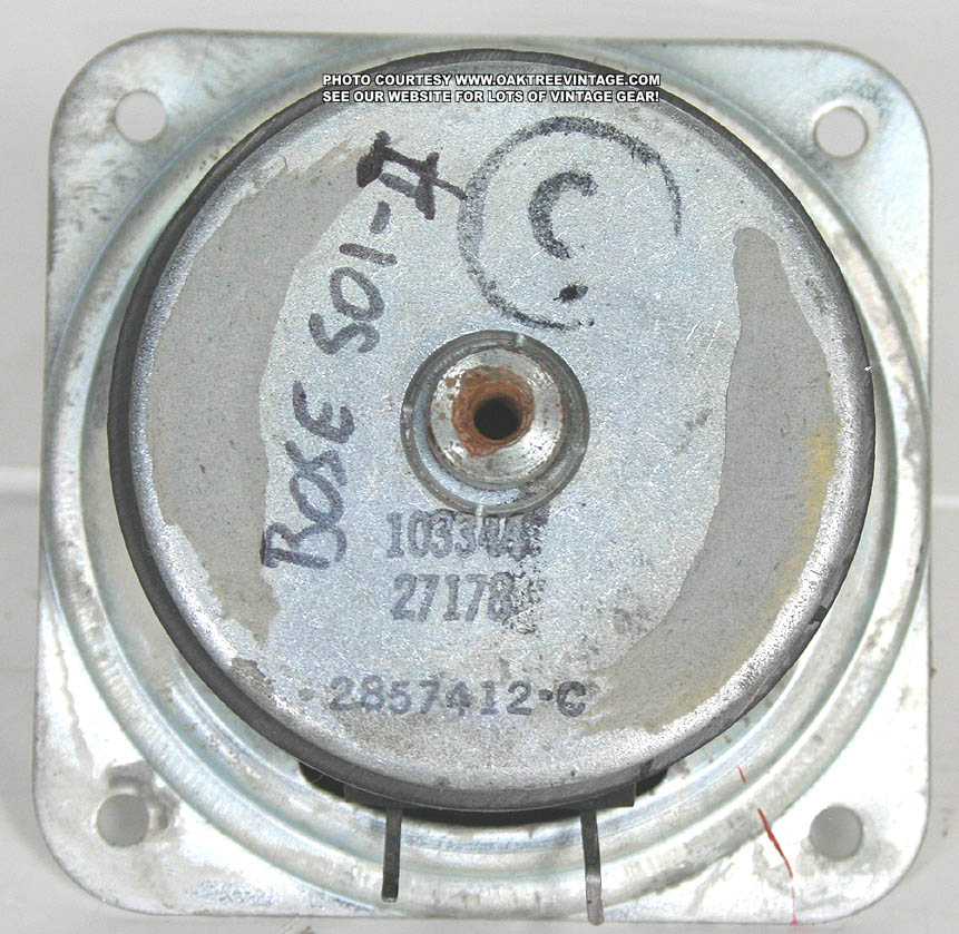 replacement bose speaker parts drivers