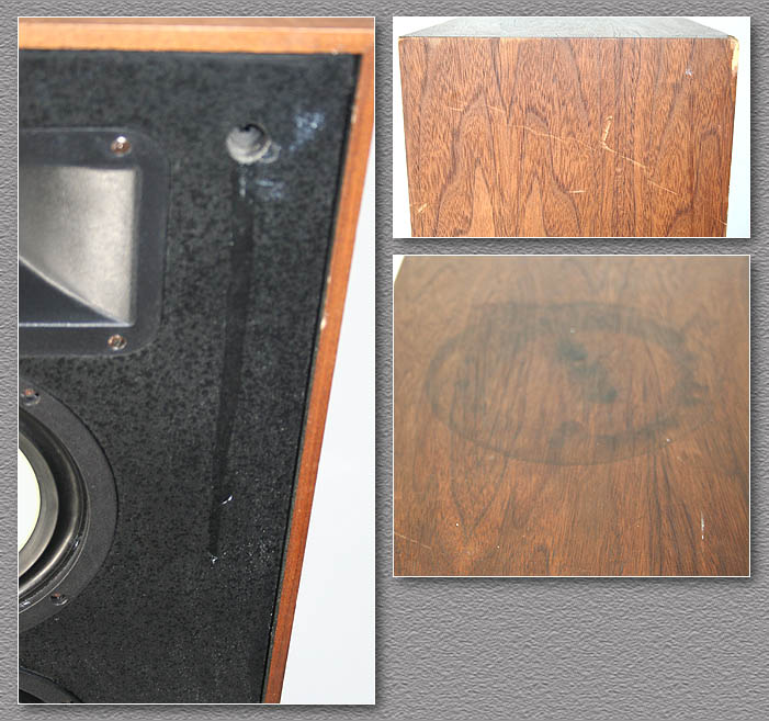 klipsch replacement speaker parts spares