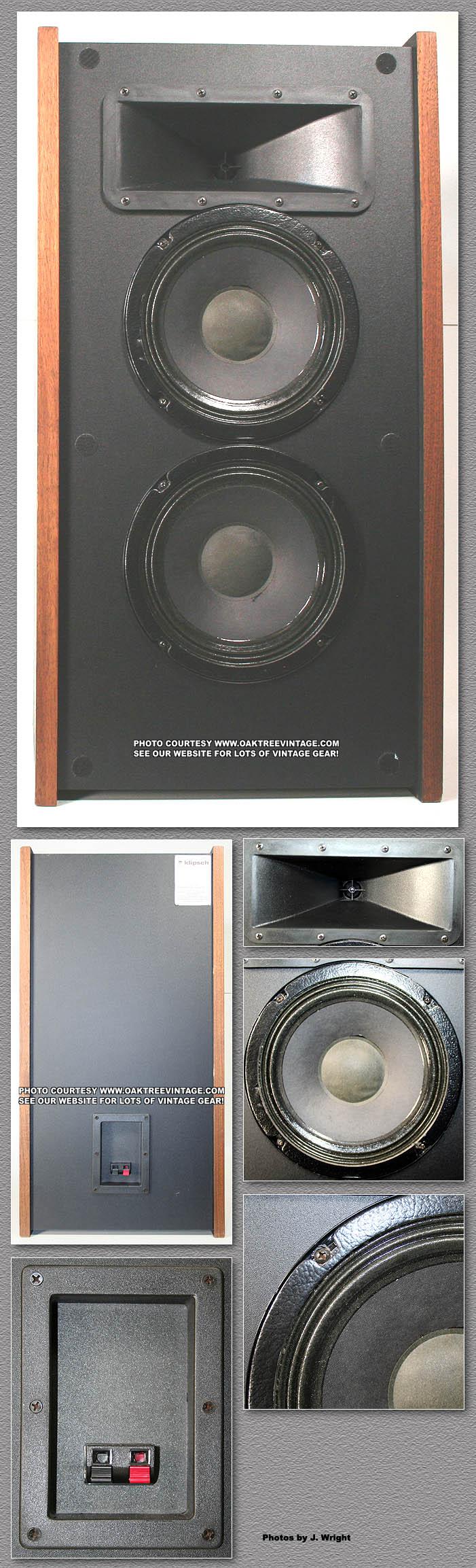 Klipsch Replacement Speaker Parts / Spares