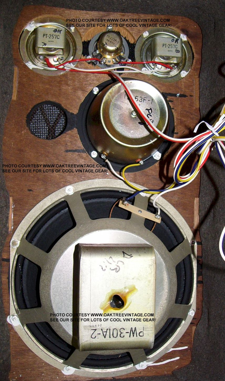 Pioneer Replacement Speaker Parts Drivers Spares For Vintage How To Wire 2 4ohm Subs Ohms Speakers