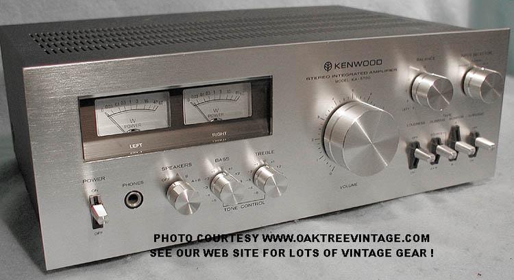 Kenwood+amp