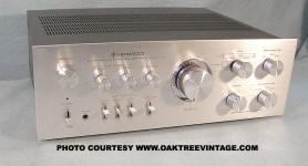 vintage used kenwood amps pre amps photo gallery rh oaktreevintage com Kenwood KA- 9100 Kenwood KA 7100 Restoration