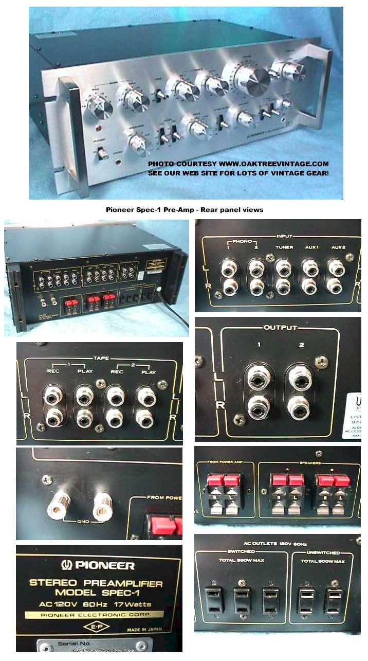 John Weeks Silver Pioneer Stereo Collection - John A. Weeks III