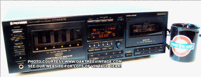 Pioneer Multi Cassette Changer CT-WM77R small jpg
