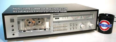 Yamaha Cassette Deck For Sale Yamaha K-550 Cassette Deck b