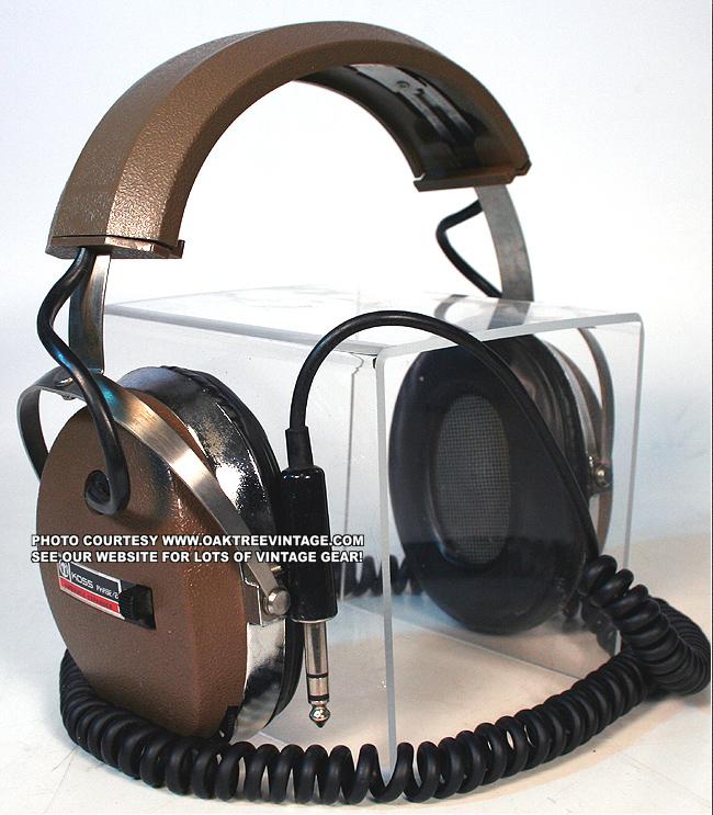 71c51cea26b Vintage / Used Stereo / Quadraphonic Headphones.