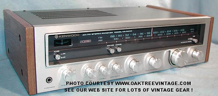 Kenwood Stereo / Audio Parts for VINTAGE Kenwood