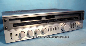 Archive Vintage Stereo Receivers – Photo Gallery