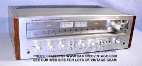 Pioneer SX-750 SX-650 SX-550 SX-450 Bass /& Treble or Balance Knob  AAB-099