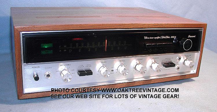 Vintage Sansui Stereo Parts Amp Spares
