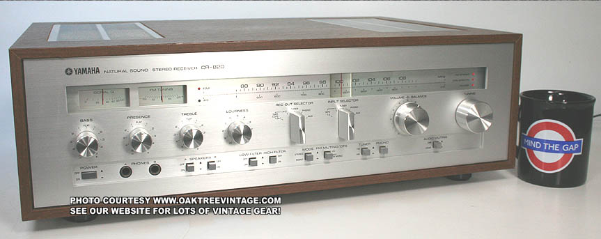 vintage yamaha receiver. vintage and classic stereo receivers. refurbished, old school power houses certified with a 90 day warranty! yamaha receiver o