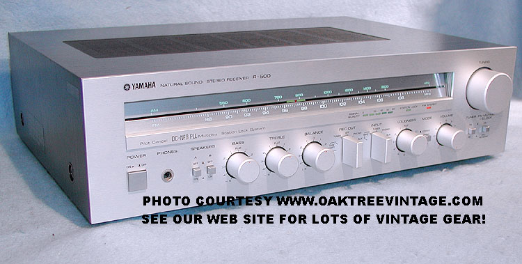 Vintage yamaha home stereo receivers photo reference gallery for Yamaha stereo reciever