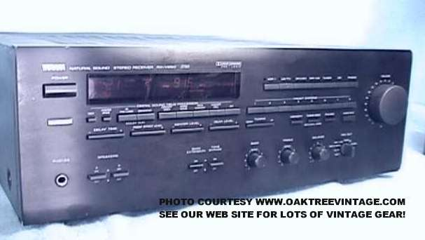 Yamaha Rx V Stereo Audio Video Receiver Web on Yamaha 300 Mixer Schematic