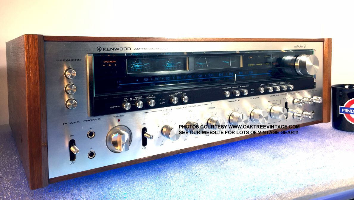 stereo receivers vintage Best