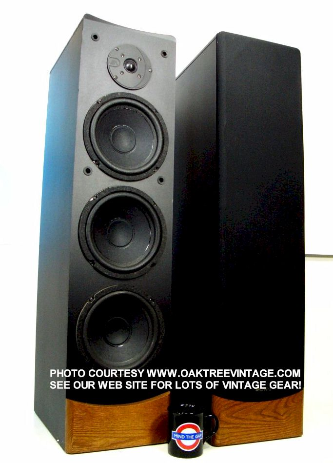Archive Vintage / Classic Advent Speakers – Photo Gallery