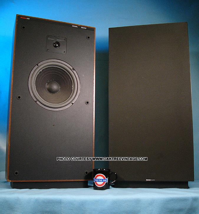 Boston Acoustics A100 Speakers