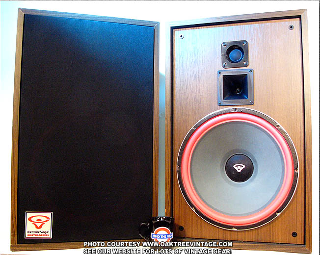 Cerwin Vega Floor Speakers Cerwin Vega E712 Floor