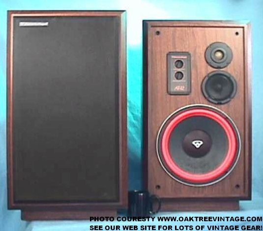 cerwin vega hed replacement parts for vintage cerwin speakers