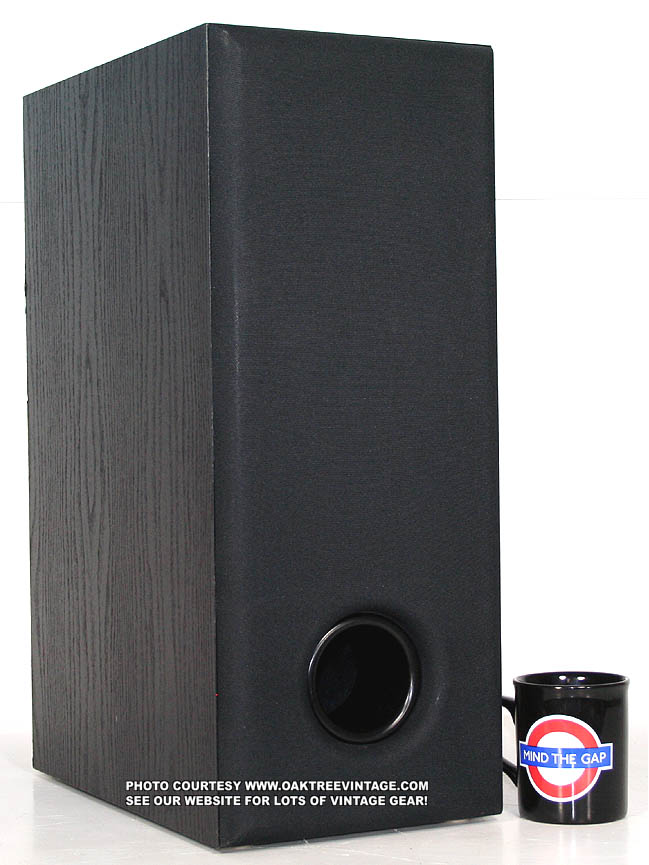 Classic Amp Vintage Home Audio Stereo Speakers