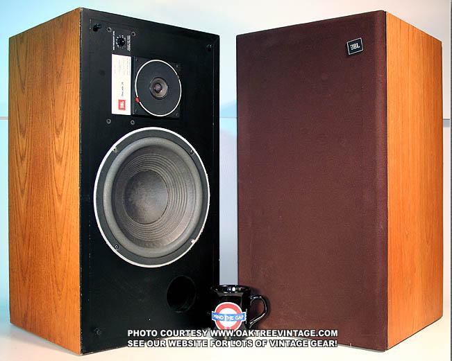 SOLD Stereo Speakers JBL