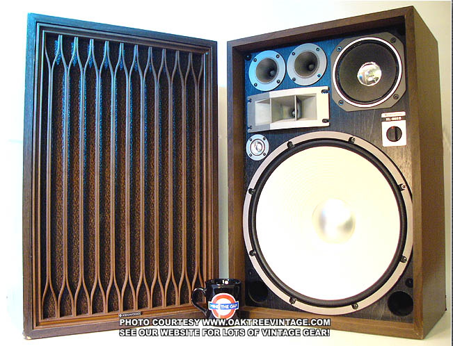 Kenwood 777a Speakers Car Audio Systems