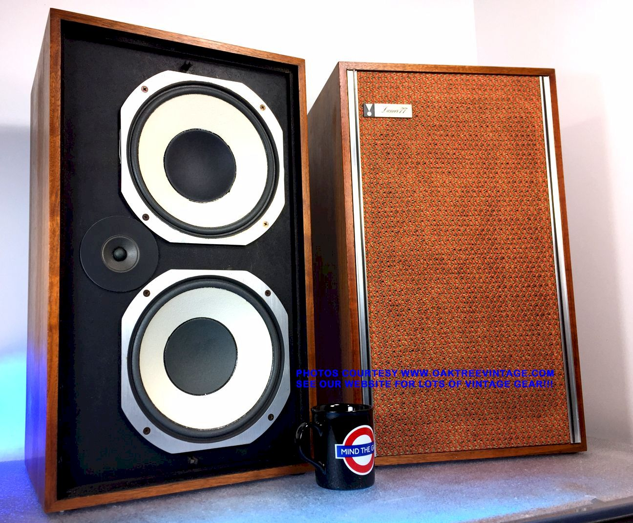 Classic & Vintage Home Audio / Stereo Speakers