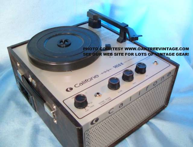 Old record player skips with new records - recordplayer