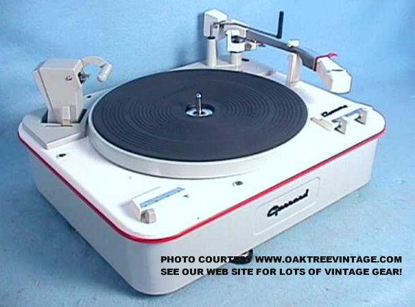 Vintage / Used Garrard Stereo Turntables / Phonographs