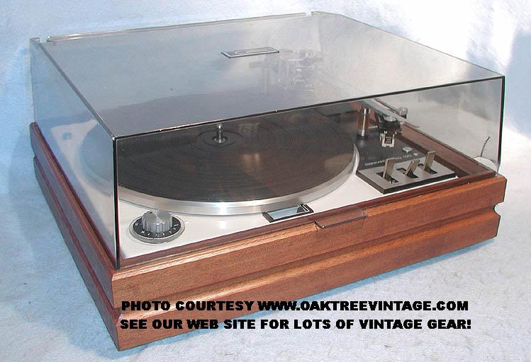 Vintage / Used Garrard Stereo Turntables / Phonographs – Photo Gallery