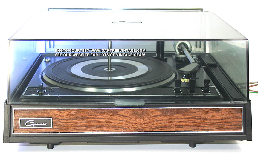 Garrard 2025 TC - turntable has stopped spinning- Vinyl Engine
