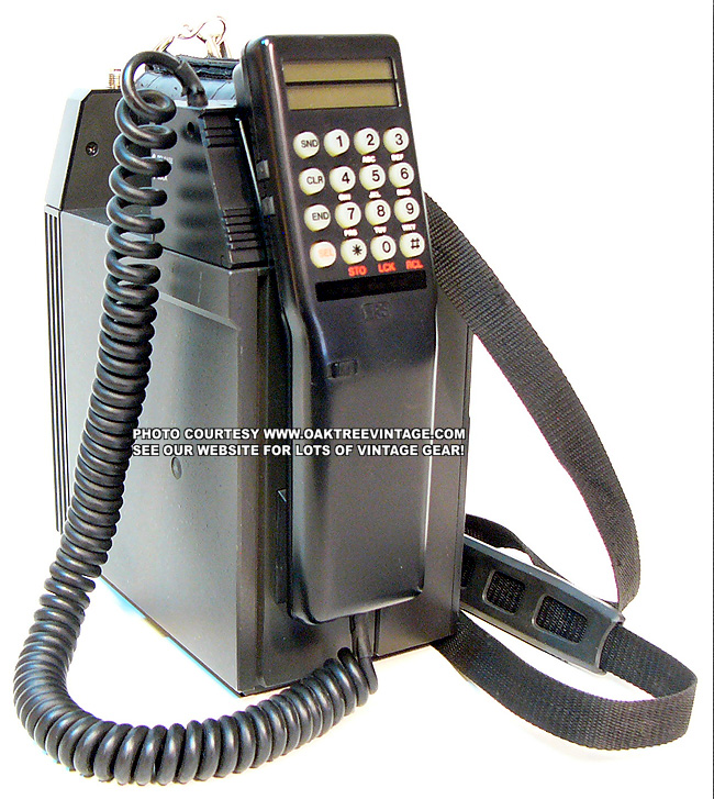 meet 9ad4e 6b246 VINTAGE BRICK CELL PHONES- OLD SCHOOL BAG & CAR PHONES