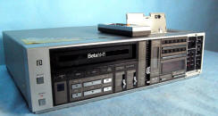 Used / Second hand Beta VCR's Refurbished / Restored for