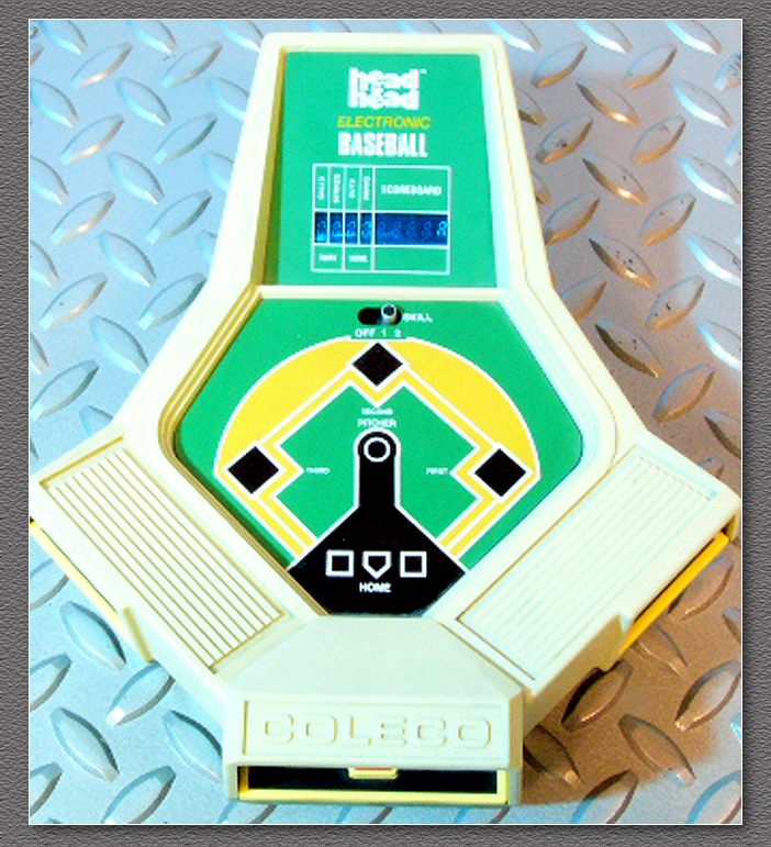 Electronic Baseball Game - Walmart.com