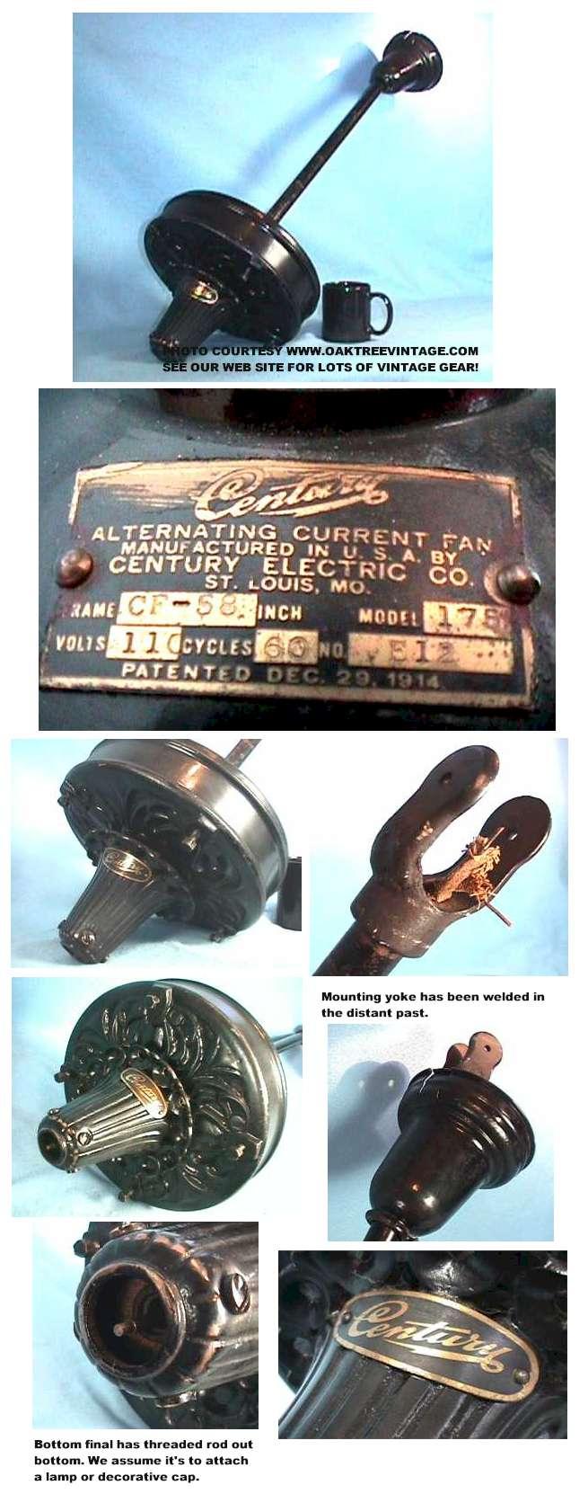 Antique Vintage Electric Fans Restored Refurbished And Reproduction Fans Vintage Deco Fans By